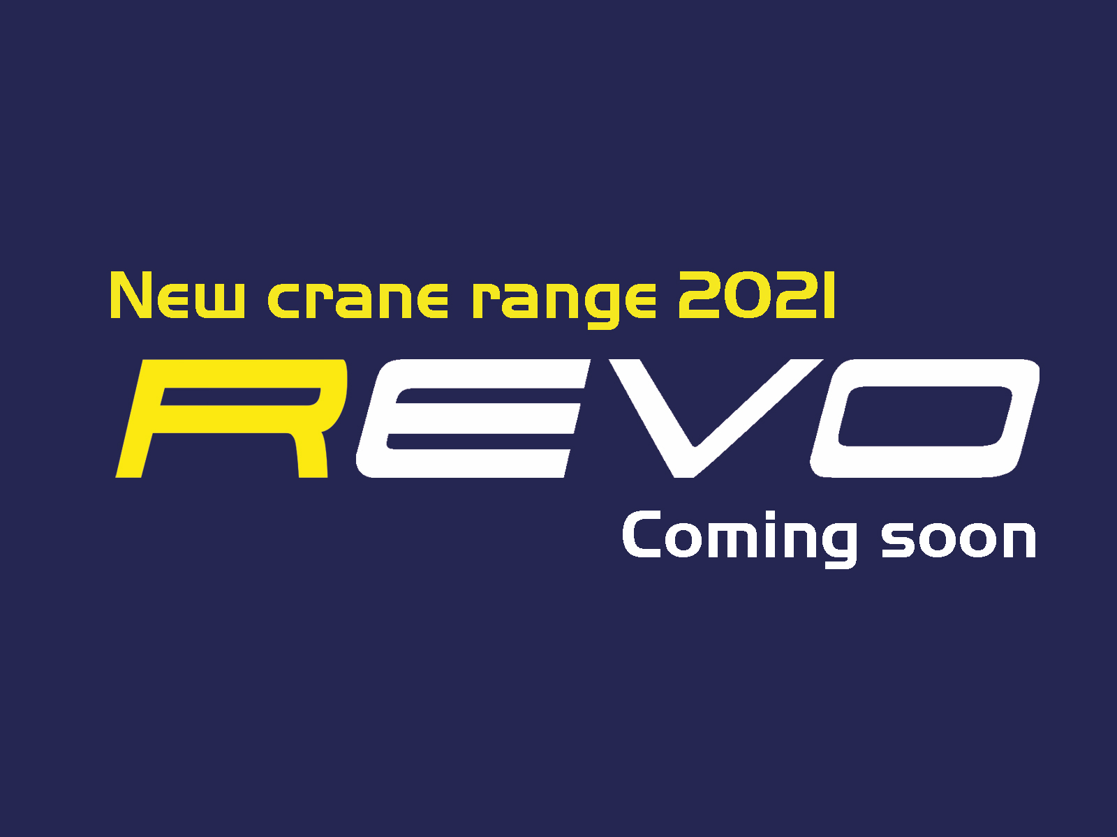 NOUVELLE GAMME - REVO -